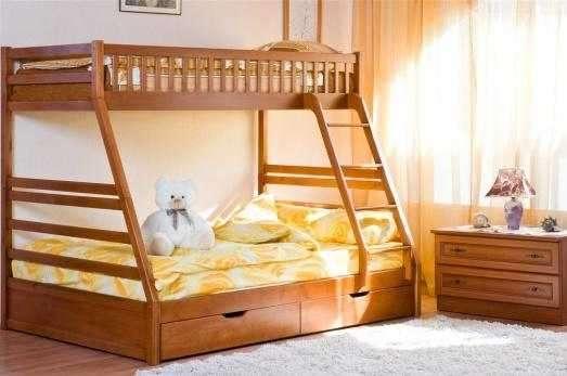 детская двухъярусная кровать своими руками чертежи фото
