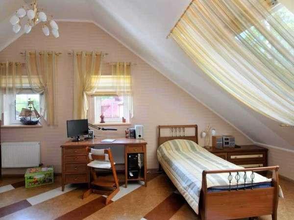 Разрабатываем дизайн комнаты для мальчика
