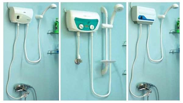 Сделать проточный водонагреватель электрический своими руками 72