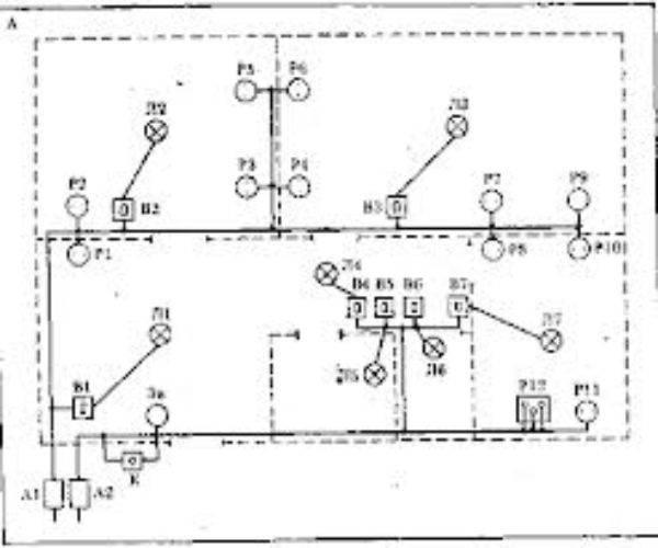 Схема электропроводки в частном доме своими руками фото фото 787