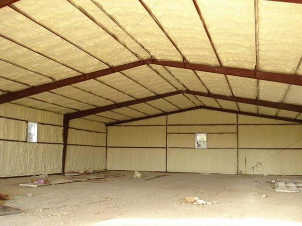 Металлическая крыша гаража своими руками 112