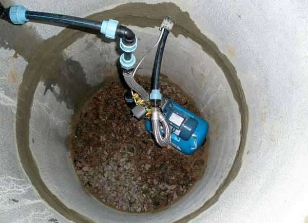 Колодец водопровода своими руками 87